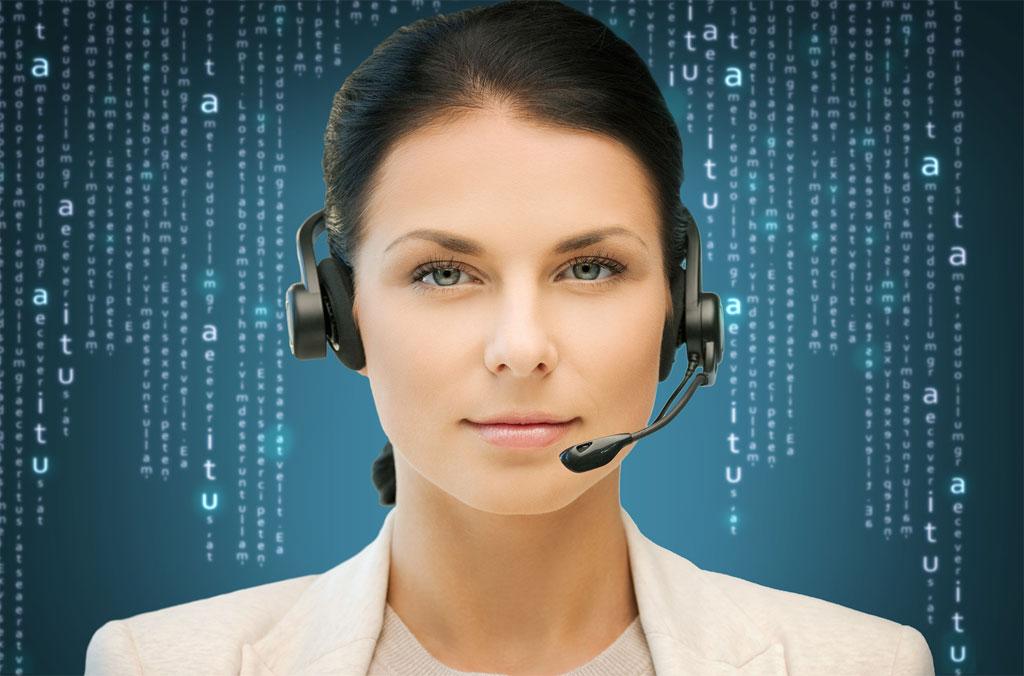 La segreteria con una Assistente Virtuale